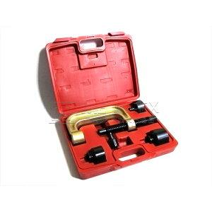 ベンツ W220 W215 W211 R230 フロント ロアアーム ボールジョイント プーラー 脱着工具 特殊工具 ツール セット Sクラス CLクラス Eクラス SLクラス ケース リムーバー インサーター インストーラー