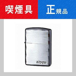 【ZIPPO】ジッポオイルライター アーマー ARMOR シンプル ロゴ ZIPPOロゴ入り SBN ARM-SIMPLEROGO-SBN
