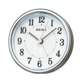 セイコー SEIKO 目覚まし時計 KR895S ライトゴールド