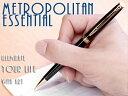【WATERMAN】ウォーターマン METROPOLITAN メトロポリタン エッセンシャル ペンシル シャープペン 0.5mm ブラックGT WM-METRO...