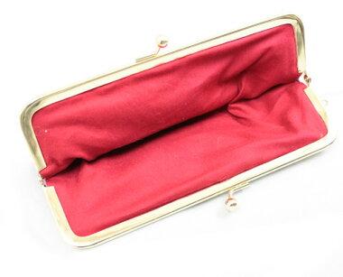 【kinran金襴ペンケース鞠PCK-6】豪華な金襴で作ったがま口タイプのペンケース※4個までDM便(選択必須)可能[サンフェルト][M在庫-2-E5]【RCP】10P06May15