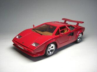 The Eikoh Lamborghini Countach 5000 Quattrovalvole 1 18 Size