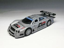 メルセデス ベンツ CLK-GTR (ガルウィングドア開閉)レース仕様車 【 プルバック式 ダイキャストミニカー 世界の名車シリーズ】 Mercedes Benz CLK-GTR ミニカー インテリア プルバックミニカー