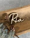 名前オーダー レターバナー 名入れ 誕生日プレゼント 月齢フォト 出産祝い wood banner ニューボーンフォト ju…