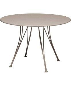 ランデブテーブルΦ110cm 14ナツメグ ガーデンファニチャー フェルモブ Bistro ビストロ
