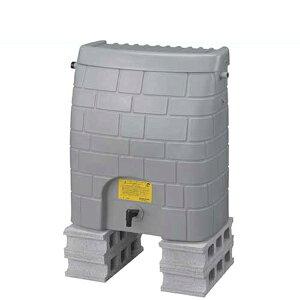 雨音くん 150L(架台なし) タキロン 雨水タンク※工場ダイレクト商品の為代金引換不可