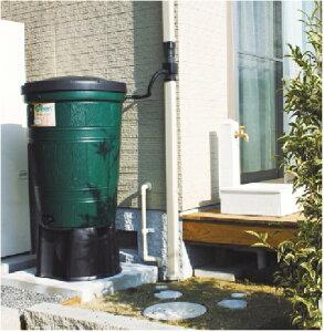 雨水タンク 家庭用 200Lタンク本体のみ ビーグリーン BeGreen 英国輸入品