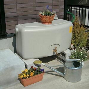 雨音くんミニ 80Lセット タキロン 雨水タンク※工場ダイレクト商品の為代金引換不可