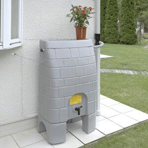 雨音くん 150Lセット(架台つき) タキロン 雨水タンク※工場ダイレクト商品の為代金引換不可