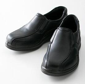 紳士靴 カジュアルシューズ 旅日和 (Tabibiyori) (メンズ) TB-7817 ブラック アシックス商事