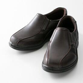 紳士靴 カジュアルシューズ 旅日和 (Tabibiyori) (メンズ) TB-7817 ダークブラウン アシックス商事