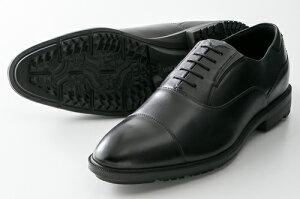 【送料無料】紳士靴texcyluxe(テクシーリュクス)TU-7783Kブラックビジネスシューズアシックス
