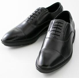 紳士靴 ビジネスシューズ texcy luxe (テクシーリュクス) TU-7783 ブラック アシックス商事