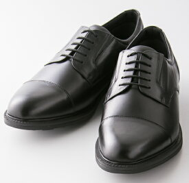 紳士靴 ビジネスシューズ texcy luxe (テクシーリュクス) TU-7796 ブラック アシックス商事