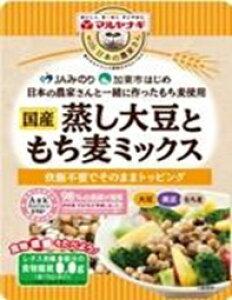 マルヤナギ 国産蒸し大豆ともち麦ミックス(G) まとめ買い(×12)|4901148078448(tc)(011907)