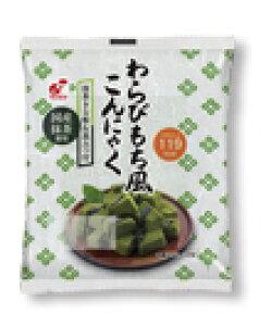関越 わらび餅風こんにゃく 抹茶(G) 133g まとめ買い(×20)|4971958036754(tc)(011020)