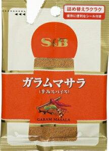 S&B ガラムマサラ 袋入り 12g まとめ買い(×10)