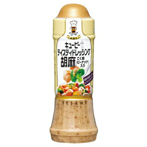 キユーピー テイスティドレッシング 胡麻こく味 210ml まとめ買い(×12)