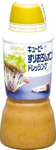 キユーピー すりおろしオニオンドレッシング 380ml まとめ買い(×6)