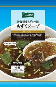 Prime ONE もずくスープ 5P 3.6g×5 まとめ買い(×10)