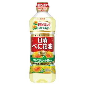 日清オイリオ べに花油 600g まとめ買い(×10)