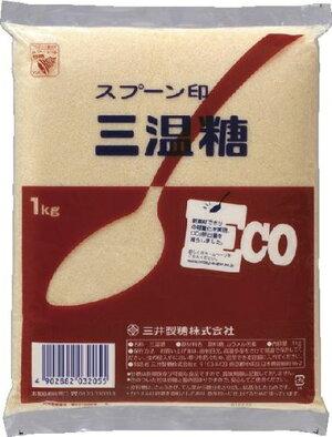 三井製糖三温糖1kgまとめ買い(×20)|4902882032055(tc)