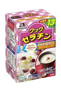森永製菓クックゼラチン13袋入り5g×13まとめ買い(×4)