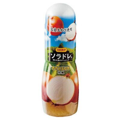 日本食研 空と大地のきざみ玉ねぎドレッシング 300ml まとめ買い(×6)|4904131352990:調味料(c1-tc)