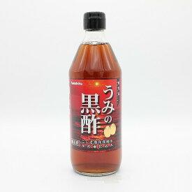 鹿児島くみあい食品 うみの黒酢 500ml まとめ買い(×6)|4972589811116(tc)