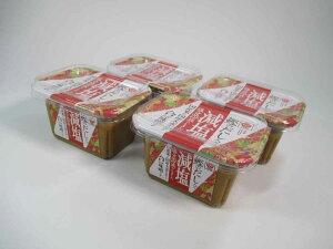ますやみそ カップ減塩だし入りみそ 300g まとめ買い(×4)|4902826073182(tc)(030195)