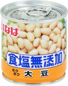 いなば 食塩無添加大豆 100g まとめ買い(×12)