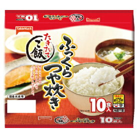 テーブルマーク たきたてご飯ふっくらつや炊き 180g×10 まとめ買い(×4)