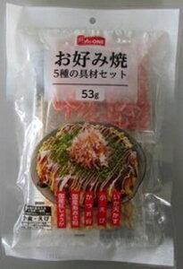 Style ONE お好み焼セット 53g まとめ買い(×12)|4902028072280(dc)