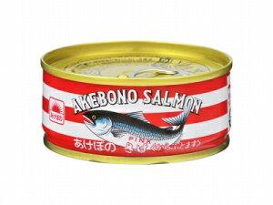 マルハ あけぼの 鮭水煮 EO缶 90g まとめ買い(×12)
