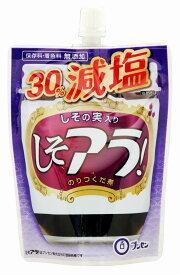ブンセン 減塩しそアラ!(スパウト) 118g まとめ買い(×10)