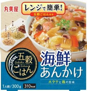 丸美屋 五穀ごはん海鮮あんかけ 300g まとめ買い(×6)