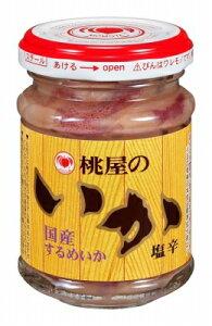 桃屋 いか塩辛 110g まとめ買い(×6)