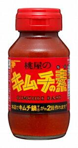 桃屋 キムチの素 190g まとめ買い(×6)