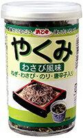 浜乙女 やくみ麺つゆ用わさび風味 40g まとめ買い(×5)|4902915315605
