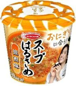 エースコック スープはるさめ 担担味 31g まとめ買い(×6)