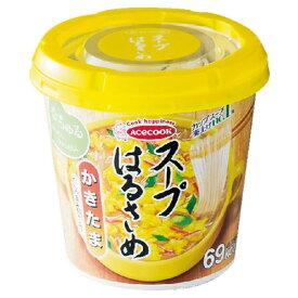 エースコック スープはるさめ かきたま 20g まとめ買い(×6)