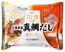 国分 だし麺 三重県産真鯛だし塩ラーメン 109g まとめ買い(×10) 4901592913432