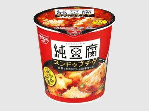 日清食品 純豆腐 スンドゥブチゲスープ 17g まとめ買い(×6)