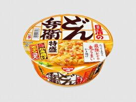 日清食品 日清のどん兵衛特盛かき揚げうどん 138g まとめ買い(×12)