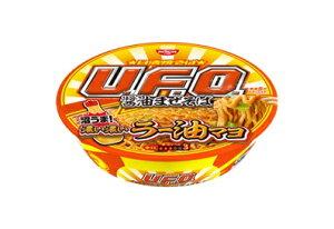 日清食品 焼そばUFO ラー油マヨ付き醤油まぜそば 113g まとめ買い(×12)|4902105263174(tc)(012956)