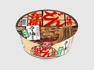 日清食品 どん兵衛 ラー油そば 98g まとめ買い(×12)|4902105265697(tc)(012956)