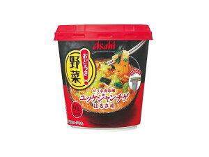 アサヒグループ食品 おどろき野菜 ユッケジャンチゲ 27.2g まとめ買い(×6)|4946842524051(tc)(011020)