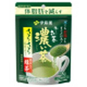 伊藤園 おーいお茶さらさら抹茶入り濃い茶 40g まとめ買い(×6)