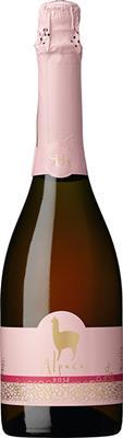 サンタ・ヘレナ アルパカ・スパークリング・ロゼ 750ml |4904230046790:洋酒・ワイン(c1-tc)