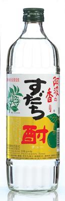 日新酒類すだち酎720ml 4907054002447:洋酒・ワイン(c1-tc)